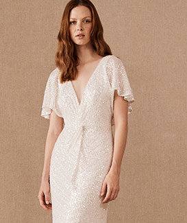 Little White Dresses for your Bridal Occasion.
