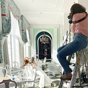 Behind the Scenes at The Greenbrier