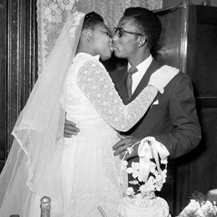 A Century of Weddings: The 1950s