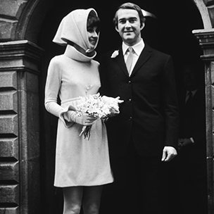A Century of Weddings: The 1960s