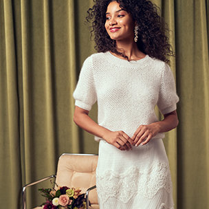 How to Style Bridal Separates